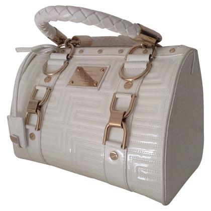 Gianni Versace Handtasche aus Lackleder