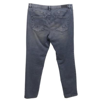 Marc Cain Jeans in Blau-Grau
