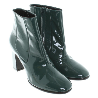 Balenciaga Boots patent leather