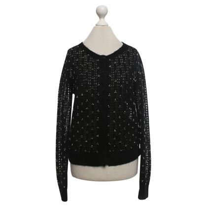 Ermanno Scervino Sweater in black