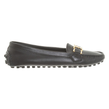 Louis Vuitton Slipper in zwart