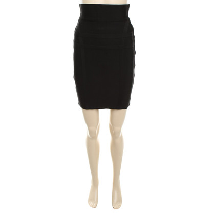Herve Leger Rock in nero