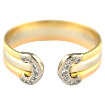 Cartier Bague en or jaune
