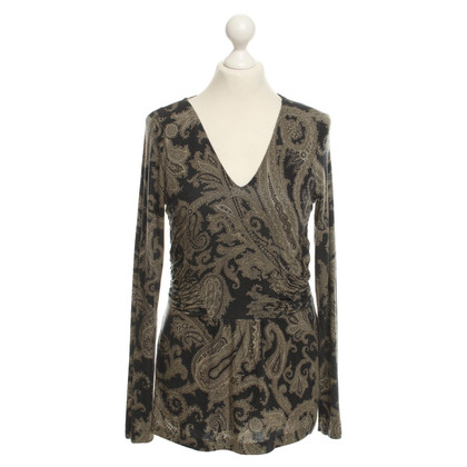 Etro Top met patroon
