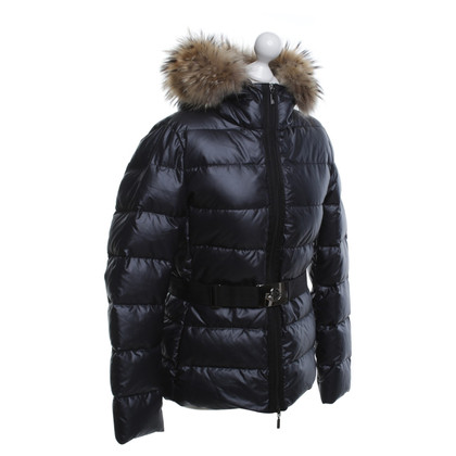 Moncler Down jacket in anthracite