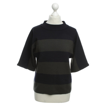 Strenesse Knit sweater with stripes