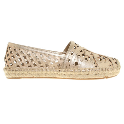 Tory Burch Espadrilles with lace pattern