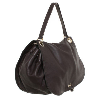 D&G Shopper in brown