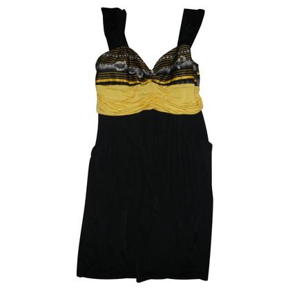 Roberto Cavalli Viskose-Kleid