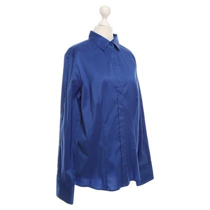 Hugo Boss Blouse in blauw