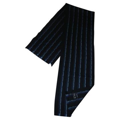 Versace écharpe en laine