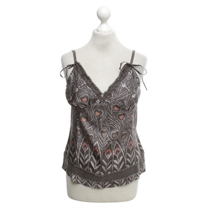 Ted Baker top made of silk