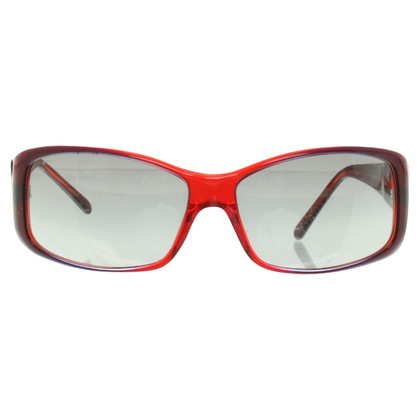 Bulgari Sunglasses in red