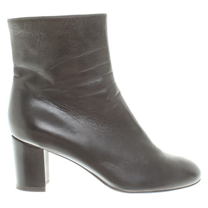L'autre Chose Ankle boots in grey
