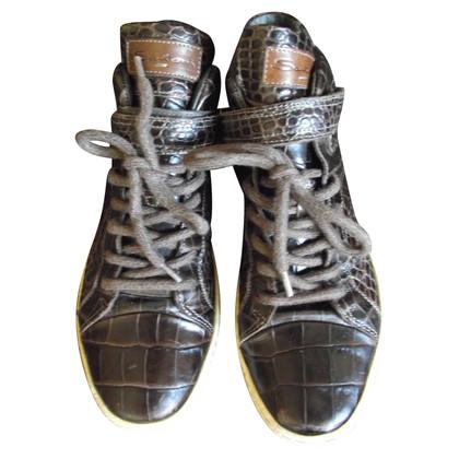 Santoni chaussures de tennis
