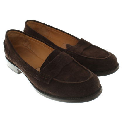 Ludwig Reiter Slipper from suede