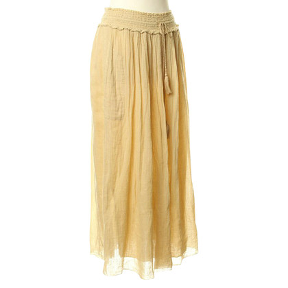 Isabel Marant Etoile Maxi rok in crème