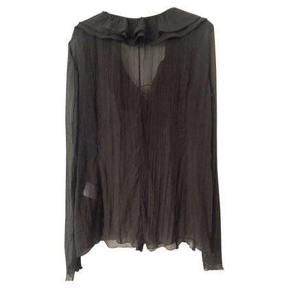 Marc Cain silk shirt