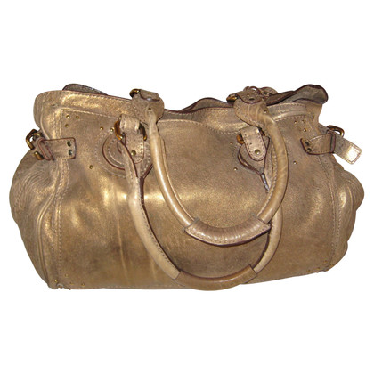 Chloé Golden handbag