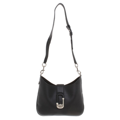 "Marc Jacobs ""Interlock Hobo Black"""