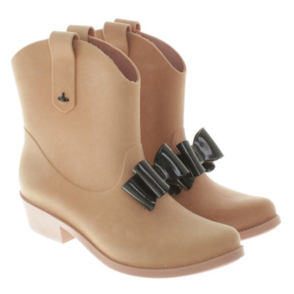 Vivienne Westwood Ankle boots in nude