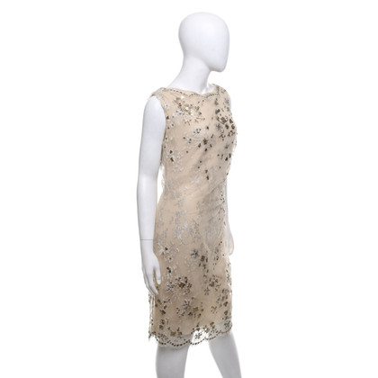 Valentino Lace dress with sequins