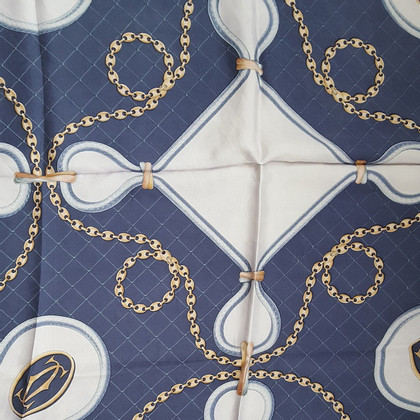 Cartier silk scarf