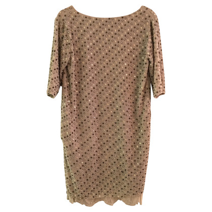 Twin-Set Simona Barbieri Gray dress