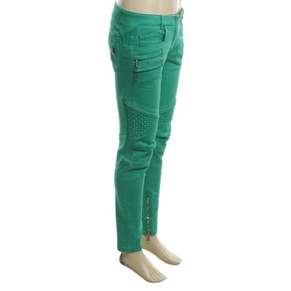 Balmain Jeans in Grün