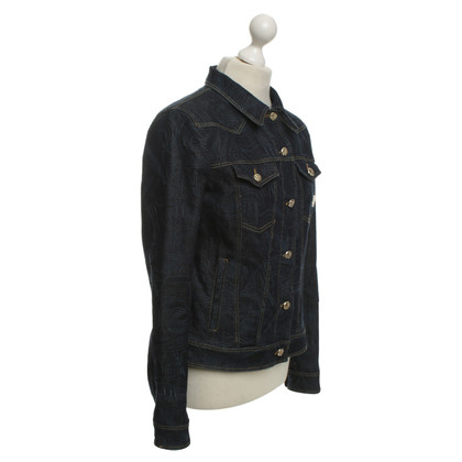 Versace Jacket made of jeans