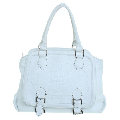 Fendi Handbag in white