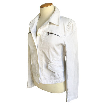 Strenesse Blue Jeans jacket in white