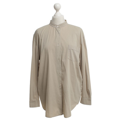 Jil Sander Blouse in Beige
