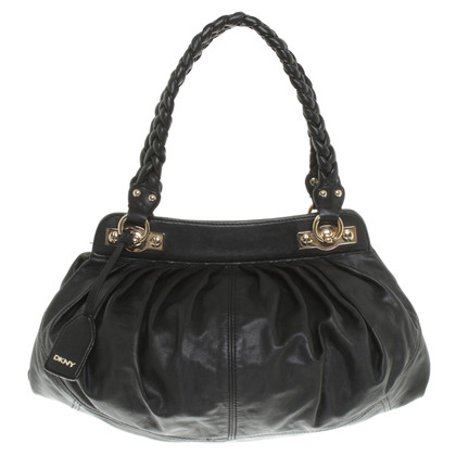 DKNY Handtasche in Schwarz