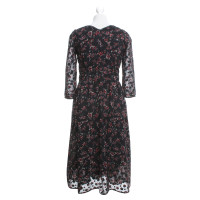 Bash Robe en noir / multicolore