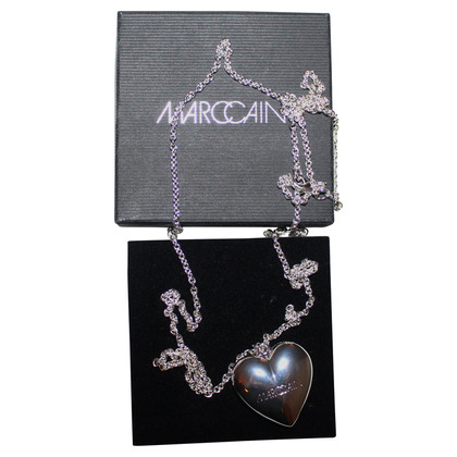 Marc Cain Chain with heart pendant