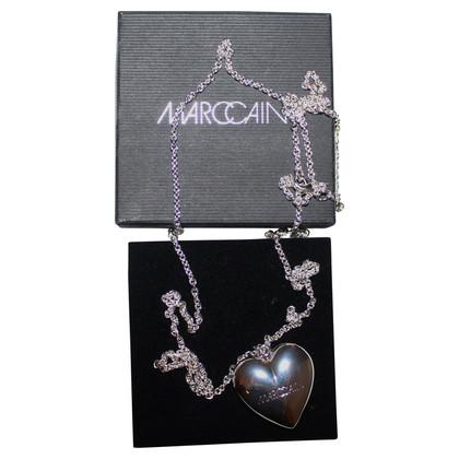 Marc Cain Ketting met hart hanger