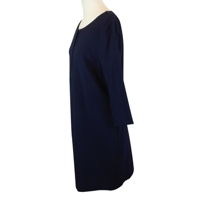 Hoss Intropia Hoss Intropia jurk donkerblauw