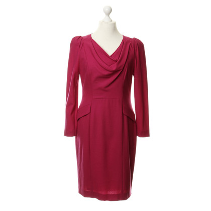 Rena Lange Dress in Fuchsia