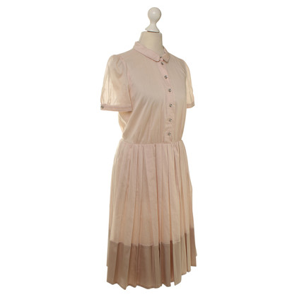 Burberry Blouses dress with pleated skirt
