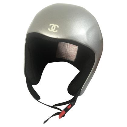 Chanel Ski Helmet