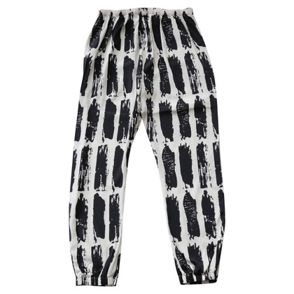 Zero & Maria Cornejo pantalons de soie