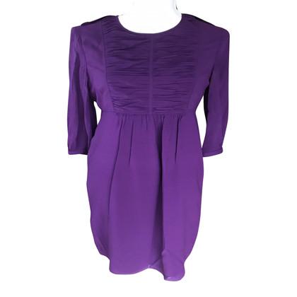 Burberry Kleid aus Seide