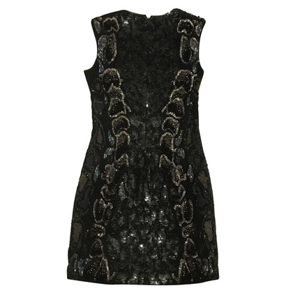All Saints Kleid mit Pailletten