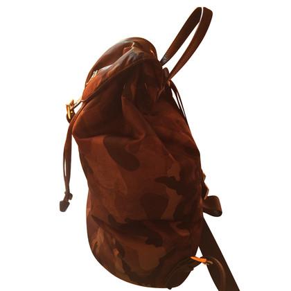Prada backpack camouflage