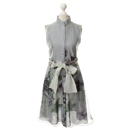 Armani Collezioni Summer dress with flower pattern