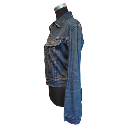 "Plein Sud Jean Jacket ""Used Look"""