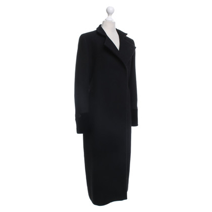 Jil Sander Coat in black