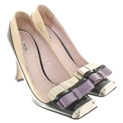 Miu Miu pumps patent leather