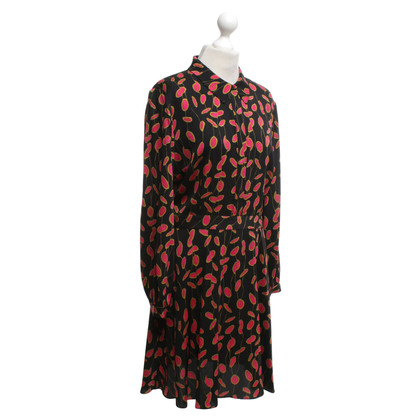Diane von Furstenberg Dress made of silk mixture